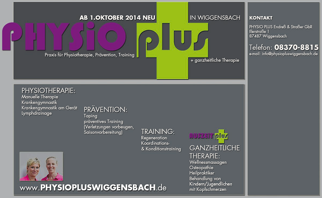 Physio Plus Wiggensbach