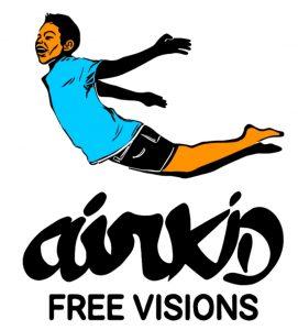 Airkid free visions logo